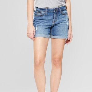 Universal Thread Mid-Rise BF Shorts